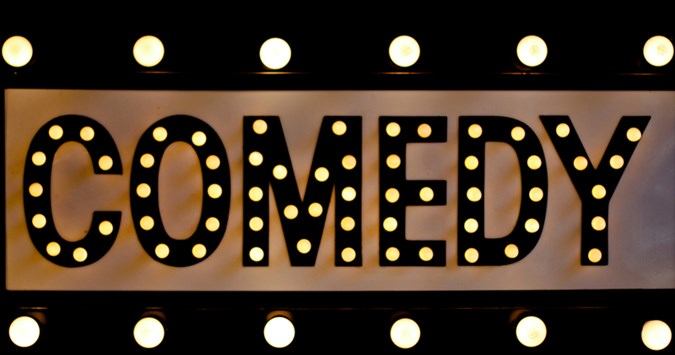Comedy at Forest Arts Centre