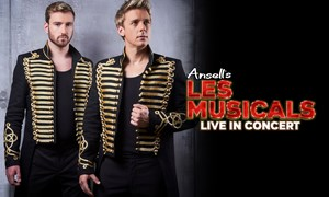Ansell's Les Musicals Live in Concert